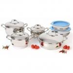 Набор посуды BergHOFF 1111002 Zeno (12 предметов)