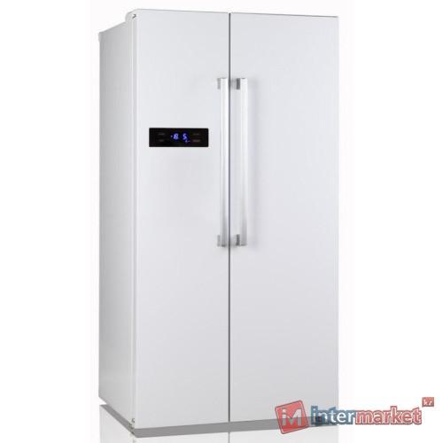 Холодильник Midea стеклянные двери HC-689WEN(BG)