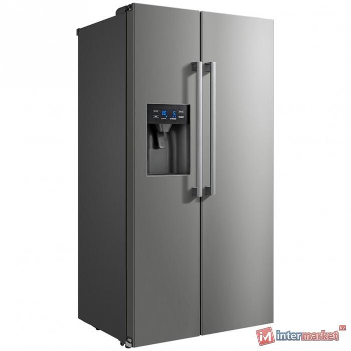 Холодильник-морозильник Бирюса SBS 573 I
