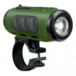 Портативная акустика Ritmix SP-520BC, Green