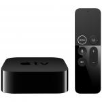 ТВ-приставка Apple TV 4K 32GB, черный MQD22RS/A