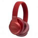 Наушники беспроводные JBL Live 500 BT, красные