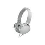 Наушники накладные Sony MDR-XB550AP, White