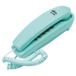 Телефон проводной Ritmix RT-005 синий