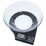Весы кухонные Saturn ST-KS7803, черный