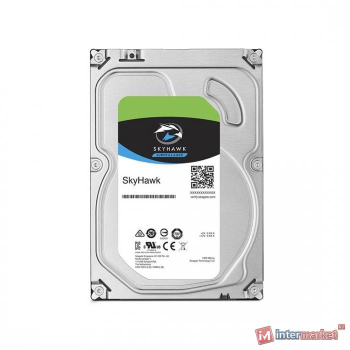 Жесткий диск, Dahua, ST4000VX005, HDD 4Tb, SATA 6Gb/s, 3.5